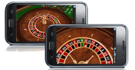 roulette+mobile